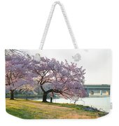 Cherry Blossoms 2013 - 003 Weekender Tote Bag