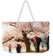 Cherry Blossoms 2013 - 006 Weekender Tote Bag
