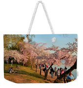 Cherry Blossoms 2013 - 007 Weekender Tote Bag