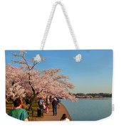 Cherry Blossoms 2013 - 010 Weekender Tote Bag