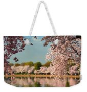 Cherry Blossoms 2013 - 023 Weekender Tote Bag