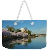 Cherry Blossoms 2013 - 041 Weekender Tote Bag
