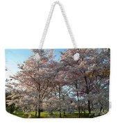 Cherry Blossoms 2013 - 049 Weekender Tote Bag