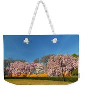 Cherry Blossoms 2013 - 052 Weekender Tote Bag