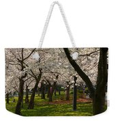 Cherry Blossoms 2013 - 057 Weekender Tote Bag