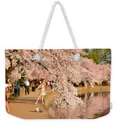 Cherry Blossoms 2013 - 076 Weekender Tote Bag