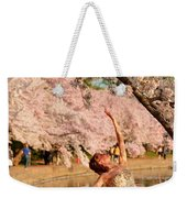Cherry Blossoms 2013 - 077 Weekender Tote Bag