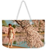 Cherry Blossoms 2013 - 079 Weekender Tote Bag