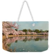 Cherry Blossoms 2013 - 083 Weekender Tote Bag