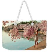 Cherry Blossoms 2013 - 085 Weekender Tote Bag