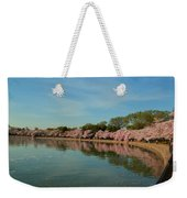 Cherry Blossoms 2013 - 087 Weekender Tote Bag