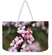 Cherry Blossoms Weekender Tote Bag
