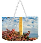 Cherry Blossoms In Washington Weekender Tote Bag