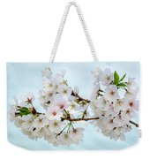 Cherry Blossoms No. 9146 Weekender Tote Bag