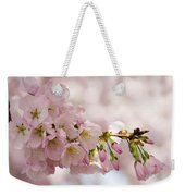 Cherry Blossoms No. 9164 Weekender Tote Bag