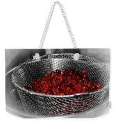 Cherry Bowl Weekender Tote Bag