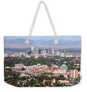 Cherry Creek In Denver Weekender Tote Bag