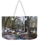 Cherry Creek Weekender Tote Bag