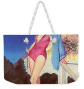 Cherry Hill New Jersey Weekender Tote Bag