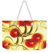 Cherry Jelly Weekender Tote Bag