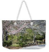 Cherry Lane Series  Picture H Weekender Tote Bag