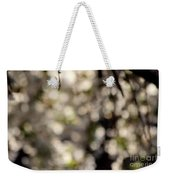 Cherry Tree Abstract Weekender Tote Bag