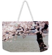 Cherry Tree And The Potomac Weekender Tote Bag