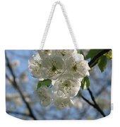 Cherry Tree Petals Weekender Tote Bag