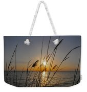 Chesapeak Bay At Sunrise Weekender Tote Bag