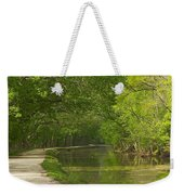 Chesapeake And Ohio Canal Towpath Weekender Tote Bag