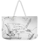 Chesapeake Bay, 1776 Weekender Tote Bag