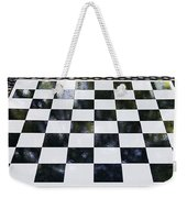 Chess In The Park Weekender Tote Bag