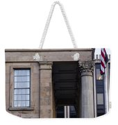 Chester County Court House-side View Weekender Tote Bag