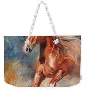Chestnut Beauty Weekender Tote Bag