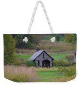 Chestnut Hill Autumn Weekender Tote Bag