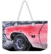 Chevelle Ss 356 Weekender Tote Bag