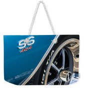 Chevelle Ss 454 Badge Weekender Tote Bag