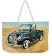 Chevrolet Art Deco Truck Weekender Tote Bag