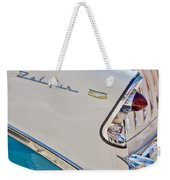 Chevrolet Bel-air Taillight Weekender Tote Bag