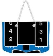 Chevrolet Firing Order Weekender Tote Bag