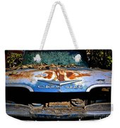 Chevrolet Picking Weekender Tote Bag