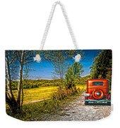 Chevy 34 Sweet Country Road Weekender Tote Bag