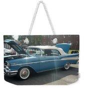 Chevy Belair Weekender Tote Bag