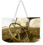 Chevy Cab  Weekender Tote Bag