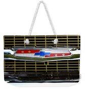 Chevy Emblem Weekender Tote Bag