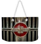 Chevy Emblem Weekender Tote Bag by Paul Freidlund