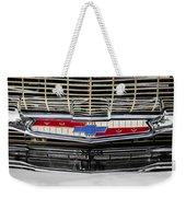 Chevy Nation 1957 Bel Air Weekender Tote Bag