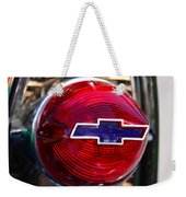 Chevy Red White And Blue Weekender Tote Bag