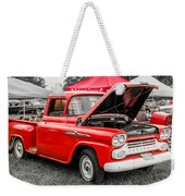 Chevy Stock Weekender Tote Bag