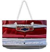 Chevy Truck Logo Vintage Weekender Tote Bag
